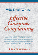Effective Consumer Complaining