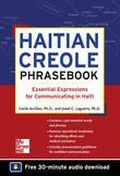 Haitian Creole Phrasebook : Essential Expressions for Communicating in Haiti: Essential Expressions for Communicating in Haiti