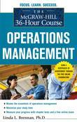 The McGraw-Hill 36-Hour Course : Operations Management: Operations Management
