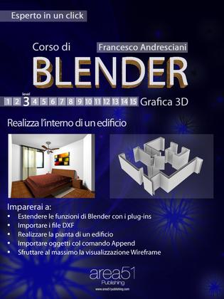 Corso di Blender - Lezione 3