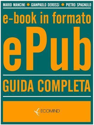 Ebook in formato ePub Guida completa