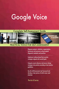 Google Voice Complete Self-Assessment Guide