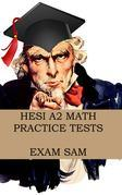 HESI A2 Math Practice Tests