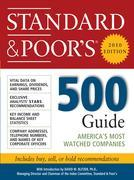 Standard & Poor's 500 Guide, 2010 Edition