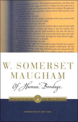 Of Human Bondage: (A Modern Library E-Book)