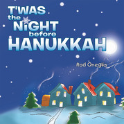 T'was the Night Before Hanukkah