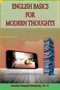 English Basics for Modern Thoughts