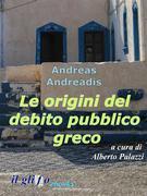 Le origini del debito pubblico greco