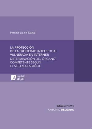 La protección de la propiedad intelectual vulnerada en internet