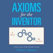 Axioms for the Inventor