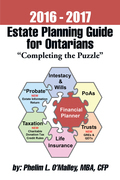 """2016 - 2017 Estate Planning Guide for Ontarians -                  """"Completing the Puzzle"""""""