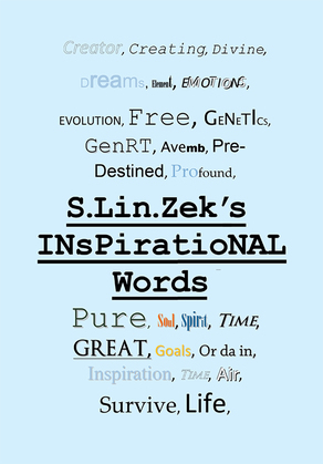 S.Lin.Zek'S Inspirational Words