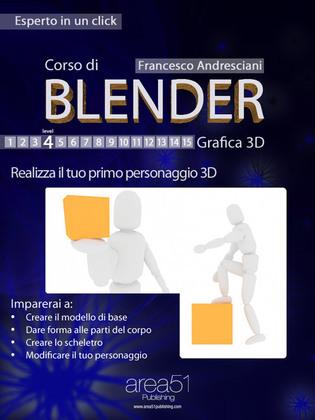 Corso di Blender - Lezione 4