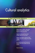 Cultural analytics A Clear and Concise Reference