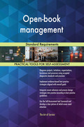 Open-book management Standard Requirements
