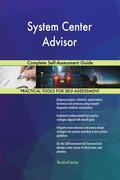 System Center Advisor Complete Self-Assessment Guide