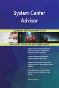 System Center Advisor Complete Self-Assessment Guide