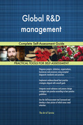 Global R&D management Complete Self-Assessment Guide