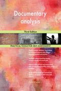 Documentary analysis Third Edition