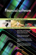 Financial software A Clear and Concise Reference