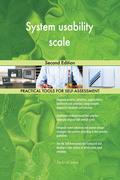 System usability scale Second Edition