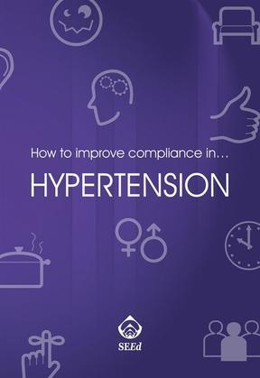 How to improve compliance in… hypertension