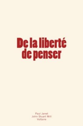 De la liberté de penser