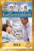Kurfürstenklinik Jubiläumsbox 2 – Arztroman
