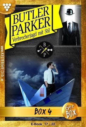 Butler Parker Jubiläumsbox 4 - Kriminalroman