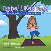 Isabel Likes Yoga