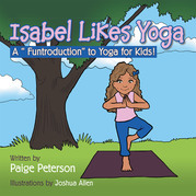 Isabel Likes Yoga