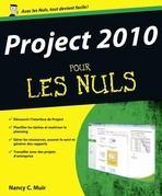 Project 2010 Pour les Nuls