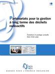 Partenariats pour la gestion à long terme des déchets radioactifs
