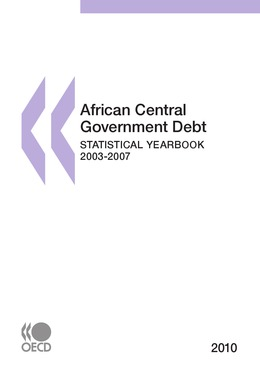 African Central Government Debt  2010