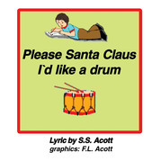 Please Santa Clause I'D Like a Drum