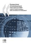 Perspectives d'investissement international 2007
