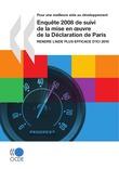 Enquête 2008 de suivi de la mise en œuvre de la Déclaration de Paris
