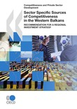 Sector Specific Sources of Competitiveness in the Western Balkans