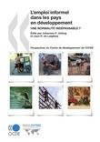 L'emploi informel dans les pays en développement