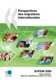Perspectives des migrations internationales 2009