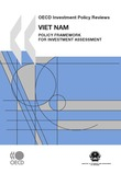 OECD Investment Policy Reviews: Viet Nam 2009