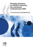 Principes directeurs de l'OCDE à l'intention des entreprises multinationales 2009