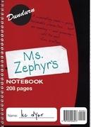 Ms. Zephyr's Notebook