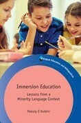 Immersion Education