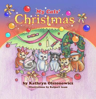 My Cats' Christmas