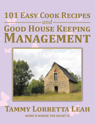 101 Easy Cook Recipes and Good House Keeping Management
