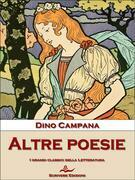 Altre poesie