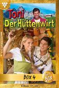 Toni der Hüttenwirt Jubiläumsbox 4 – Heimatroman