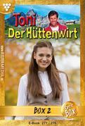 Toni der Hüttenwirt Jubiläumsbox 2 – Heimatroman
