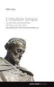 L'Intuition lyrique